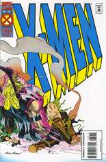 X-Men (1991-2001, 2004-2008) #39 Variant C: Direct Edition; Deluxe Cover