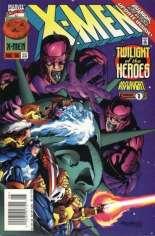 X-Men (1991-2001, 2004-2008) #55 Variant A: Newsstand Edition