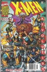 X-Men (1991-2001, 2004-2008) #100 Variant A: Newsstand Edition