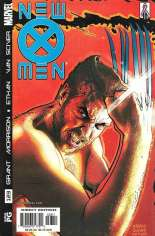 New X-Men (2001-2004) #123 Variant B: Direct Edition