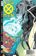 New X-Men (2001-2004) #124 Variant A: Newsstand Edition