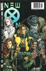 New X-Men (2001-2004) #130 Variant A: Newsstand Edition