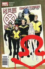 New X-Men (2001-2004) #136 Variant A: Newsstand Edition