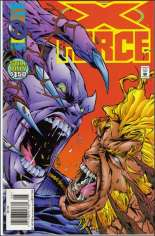 X-Force (1991-2002) #45 Variant A: Newsstand Edition