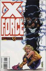X-Force (1991-2002) #48 Variant B: Direct Edition