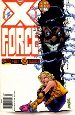 X-Force (1991-2002) #48 Variant A: Newsstand Edition