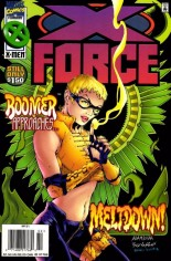 X-Force (1991-2002) #51 Variant A: Newsstand Edition
