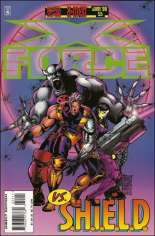 X-Force (1991-2002) #55 Variant B: Direct Edition