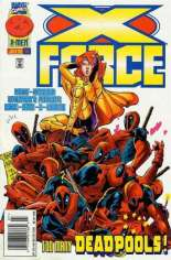 X-Force (1991-2002) #56 Variant A: Newsstand Edition