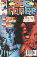 X-Force (1991-2002) #79 Variant A: Newsstand Edition