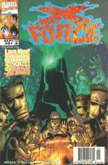 X-Force (1991-2002) #81 Variant A: Newsstand Edition