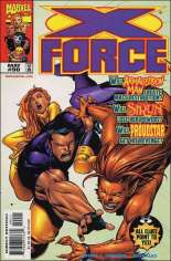 X-Force (1991-2002) #90 Variant B: Direct Edition