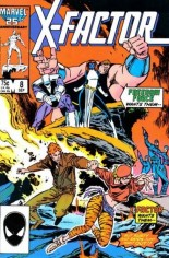 X-Factor (1986-1998) #8 Variant B: Direct Edition