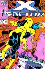X-Factor (1986-1998) #11 Variant B: Direct Edition