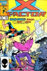 X-Factor (1986-1998) #12 Variant B: Direct Edition