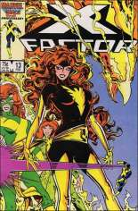 X-Factor (1986-1998) #13 Variant B: Direct Edition
