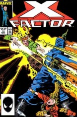 X-Factor (1986-1998) #16 Variant B: Direct Edition