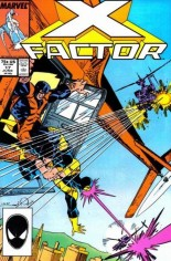 X-Factor (1986-1998) #17 Variant B: Direct Edition