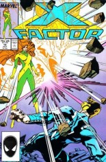 X-Factor (1986-1998) #18 Variant B: Direct Edition