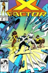 X-Factor (1986-1998) #28 Variant B: Direct Edition