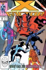 X-Factor (1986-1998) #43 Variant B: Direct Edition
