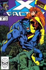 X-Factor (1986-1998) #46 Variant B: Direct Edition