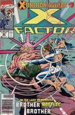 X-Factor (1986-1998) #60 Variant A: Newsstand Edition