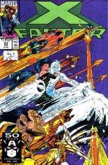 X-Factor (1986-1998) #63 Variant B: Direct Edition
