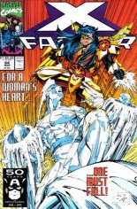 X-Factor (1986-1998) #64 Variant B: Direct Edition