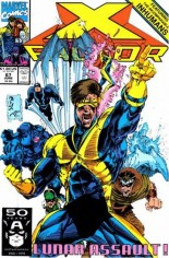 X-Factor (1986-1998) #67 Variant B: Direct Edition