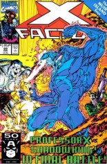 X-Factor (1986-1998) #69 Variant B: Direct Edition