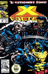 X-Factor (1986-1998) #85 Variant C: Direct Edition; Not Polybagged