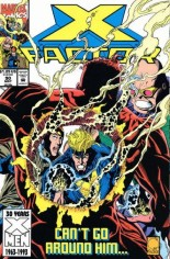 X-Factor (1986-1998) #90 Variant B: Direct Edition