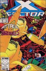 X-Factor (1986-1998) #91 Variant B: Direct Edition