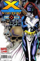 X-Factor (1986-1998) #108 Variant C: Direct Edition; Deluxe Cover