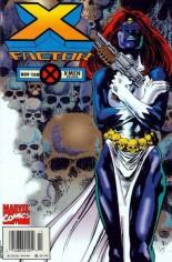 X-Factor (1986-1998) #108 Variant A: Newsstand Edition