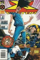 X-Factor (1986-1998) #109 Variant A: Newsstand Edition