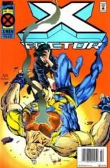 X-Factor (1986-1998) #111 Variant A: Newsstand Edition