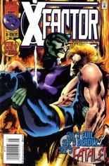 X-Factor (1986-1998) #113 Variant A: Newsstand Edition