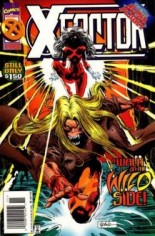 X-Factor (1986-1998) #116 Variant A: Newsstand Edition