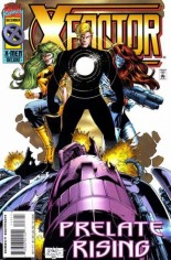 X-Factor (1986-1998) #117 Variant B: Direct Edition