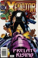 X-Factor (1986-1998) #117 Variant A: Newsstand Edition