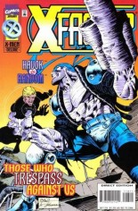 X-Factor (1986-1998) #118 Variant B: Direct Edition