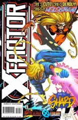 X-Factor (1986-1998) #119 Variant B: Direct Edition