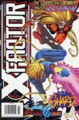 X-Factor (1986-1998) #119 Variant A: Newsstand Edition