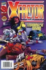 X-Factor (1986-1998) #120 Variant A: Newsstand Edition
