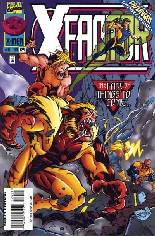 X-Factor (1986-1998) #124 Variant B: Direct Edition