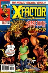 X-Factor (1986-1998) #137 Variant B: Direct Edition