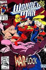 Wonder Man (1991-1994) #14 Variant B: Direct Edition