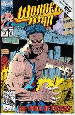 Wonder Man (1991-1994) #16